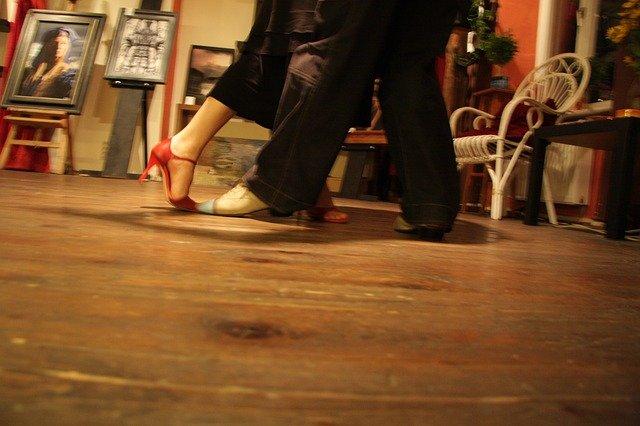 Taneční maraton není jen zábava