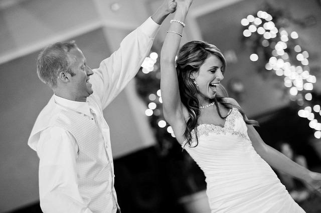 oslava svatby