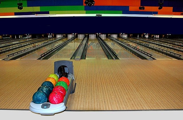 Oblíbený bowling