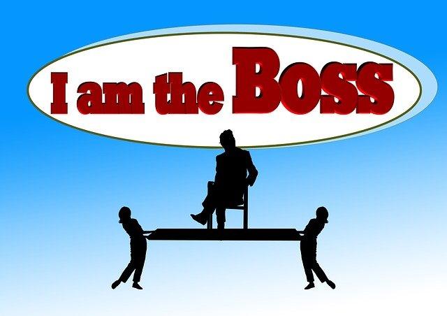 šéf zaměstnanců