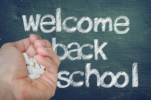 vítejte zpátky do školy