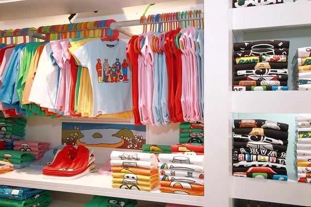 zajímavé dětské oblečení