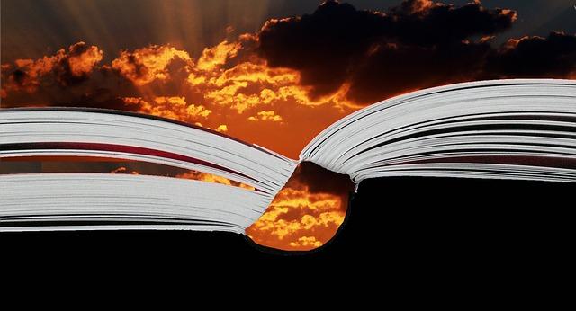 kniha otevřená