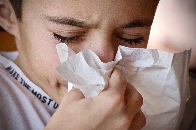 Inhalování při kašli a nachlazení, na co si dát pozor