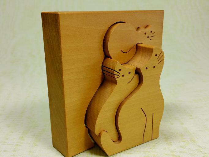 Dřevěná hračka, která zabaví a naučí dítě přemýšlet