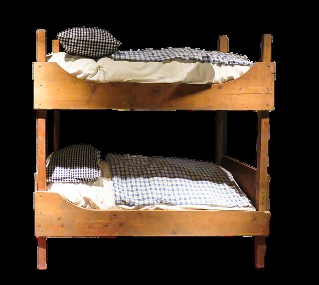 Dvě děti a jeden pokojík