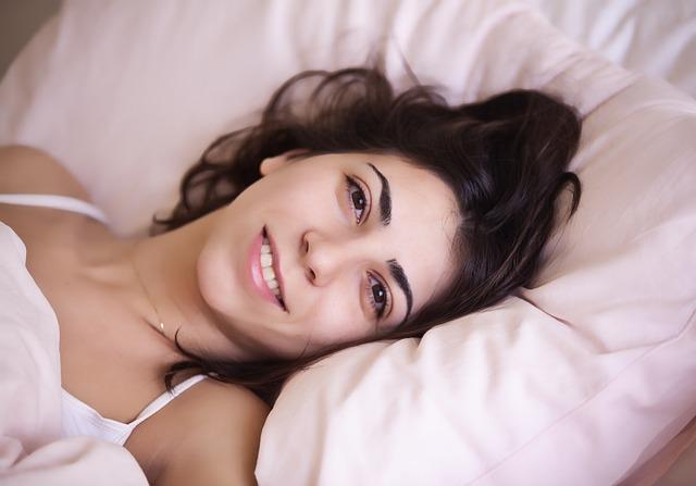 probuzení s úsměvem