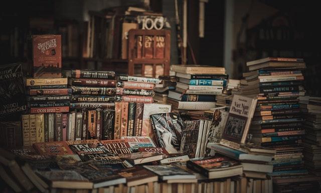 hromada knih