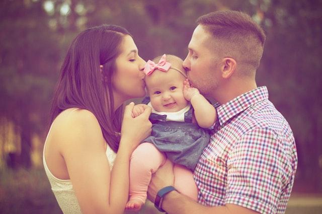mladá rodina