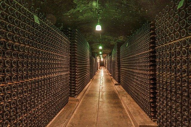 podzemní skladování